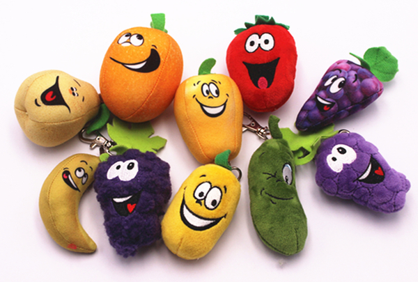 Happy Fruit Family